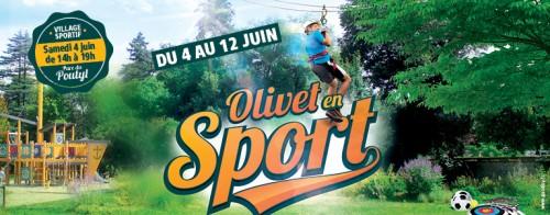 Olivet en sport